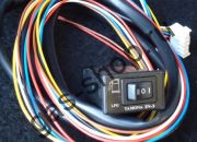 Переключатель вида топлива TAMONA  IN-3 электронный с автомат-переходом - для инжекторных машин