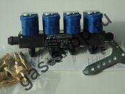 Рампа форсунок TOMASETTO 3om на 4 цилиндра