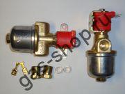 Клапан газовый ATIKER для трубки Ф8